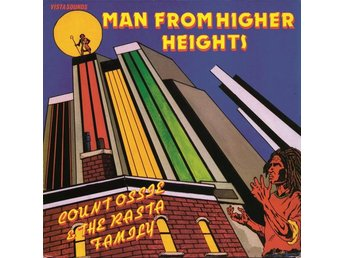 Count Ossie & The Rasta Family: Man From High... (Vinyl LP)
