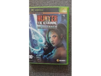 X-Box spel - Hunter The Reckoning