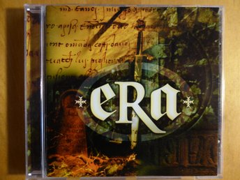 "CD - ERA - "" ERA "" Style: Mod Classical Downtempo Etheral. France 2002"