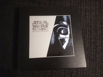 Star Wars Trilogy Special Edition Laserdisc