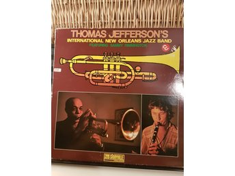 Thomas Jefferson internationellt new Orleans jazz band