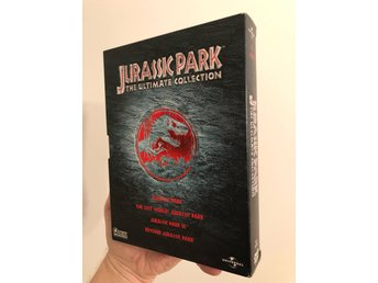 Jurassic Park : Ultimate Collection (4-disc)