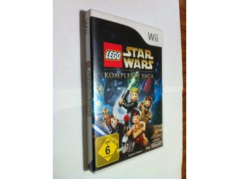 Wii: Star Wars - The Complete Saga