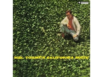 Tormé Mel: California suite (Rem) (Vinyl LP)