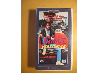 #### SNUTEN I HOLLYWOOD MED EDDIE MURPHY ####