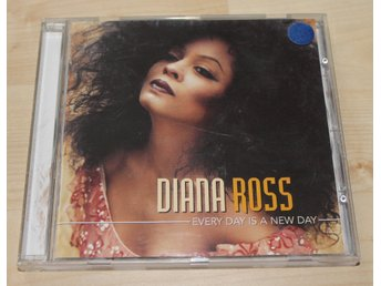 CD Diana Ross Every day is a new day