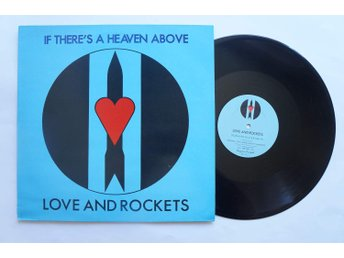 ** Love And Rockets ‎– Love And Rockets **