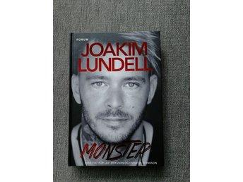 Monster Joakim Lundell Signerad 420726771 ᐈ Kop Pa Tradera