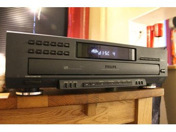 philips 900 series compact disc changer cdc 916 HÄMTAS!!!!