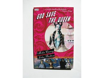 Älvor, Faerie: God Save The Queen, Mike Carey & John Bolton