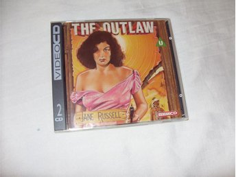 The Outlaw Jane Russell Video CD Western Film CD-I CDI VCD MPEG movie