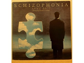LP. MIKE BATT - SCHIZOPHONIA. UK.
