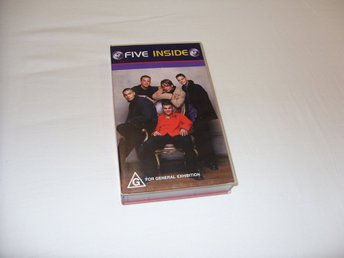 Five Inside BMG Video Musik Slam Dunk Da Funk 1998