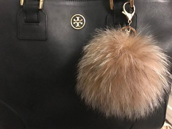 Fur keychain från New York