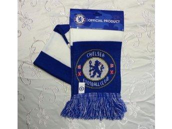 Chelsea - HALSDUK / scarf - Officiell - NY - Burseryd - Chelsea - HALSDUK / scarf - Officiell - NY - Burseryd