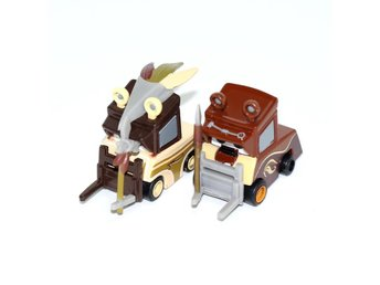 Disney Cars Bilar Pixar Star Wars - Ewok Wicket / Paploo NYA