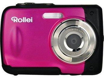 Rollei Sportsline 60 Undervattenkamera 5 megapixel 8x zoom 720p HD-video - Skultuna - Rollei Sportsline 60 Undervattenkamera 5 megapixel 8x zoom 720p HD-video - Skultuna