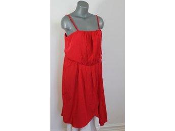 La Redoute, klänning, hallonröd i storlek 44 - Landskrona - La Redoute, klänning, hallonröd i storlek 44 - Landskrona