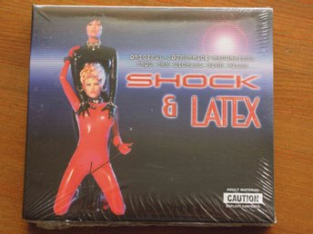 SHOCK & LATEX - ORIG. SOUNDTRACK - 2 X CD