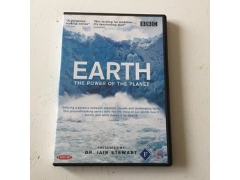 EARTH THE POWER OF THE PLANET.  DVD