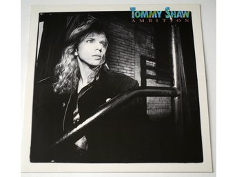 Tommy Shaw ( Styx ) / Ambition LP 1987 Atlantic
