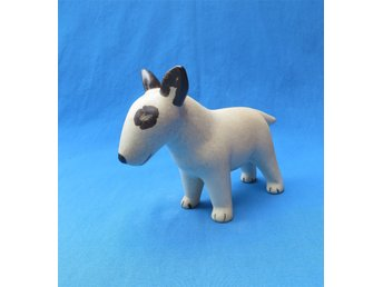 BULLTERRIER, design Lisa Larson
