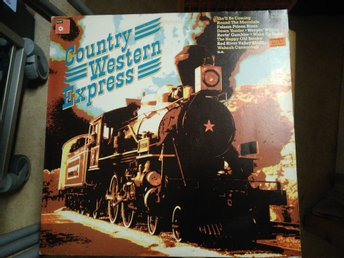 Orchester Nipso Brantner - Country Western Express, LP