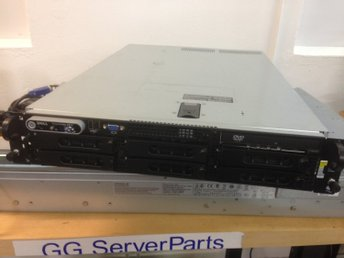 Dell Poweredge 2950 III 2x E5410 24GB 6x73GB 15K PERC 6/i 2xPSU