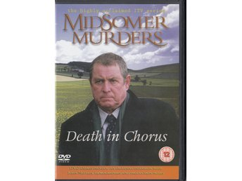 Midsomer Murders Death in Chorus 2006 DVD