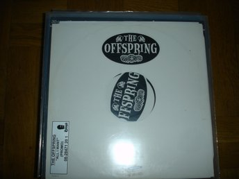 """12"" The Offspring - All i Want-Promo"