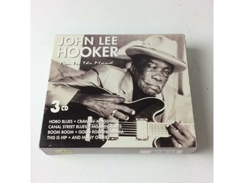 CD-Skivor, John Lee Hooker, Strl: 3st