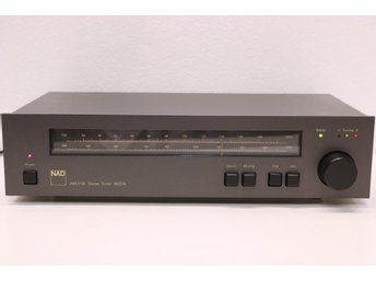NAD 4020A AM/FM Stereo Tuner (1981)