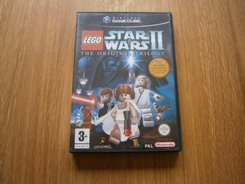 Lego Star Wars II - The Original Trilogy - GAMECUBE