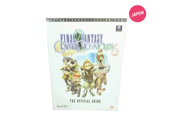 Final Fantasy Crystal Chronicles Official Guide