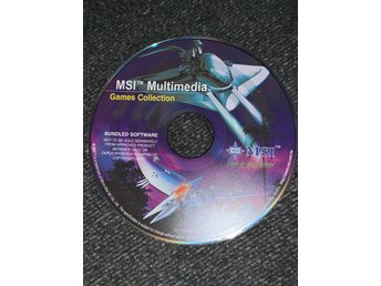 MSI Multimedia - Games Collection - 2002