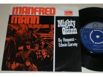 Manfred Mann 45/PS Mighty Quinn 1968