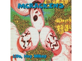 McRackins - Life, Hey Mikey - 7'' NY - FRI FRAKT