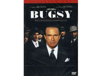 Bugsy - 2-disc Extended Cut (Warren Beatty)