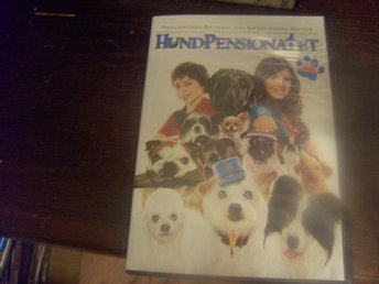 DVD-film: Hundpensionatet