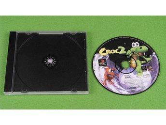 Croc 2 ENDAST SKIVA kommer i ett tomt fodral Playstation PSone - Hägersten - Croc 2 ENDAST SKIVA kommer i ett tomt fodral Playstation PSone - Hägersten