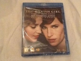 blu-ray film: The danish girl( inplastad)