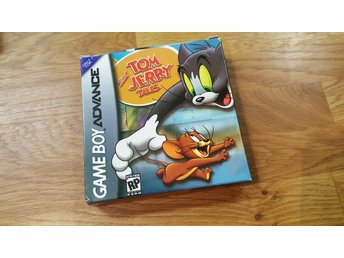 TOM AND JERRY TALES GBA