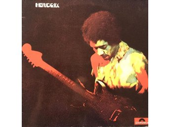 Jimi Hendrix, Band of Gypsys, LP, fint skick!!!