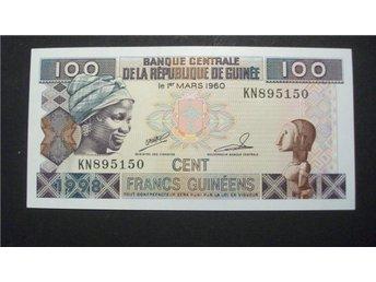 (116) GUINEÉ 100 CENT FRANCS 2012 UNC - Luleå - (116) GUINEÉ 100 CENT FRANCS 2012 UNC - Luleå