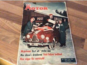 Motor 1960-1 Ford Falcon Stor Test..Saab På första sidan - Filipstad - Motor 1960-1 Ford Falcon Stor Test..Saab På första sidan - Filipstad