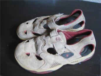 Timberland Äkta skinn sommar skor/sandaler Stl 32 (~20,5 cm) - Malmö - Timberland Äkta skinn sommar skor/sandaler Stl 32 (~20,5 cm) - Malmö