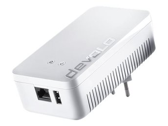 Devolo Home Control Central Unit, Z-Wave Plus 868,42MHz, LAN-kryptering, vit