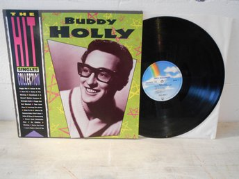 Buddy Holly - The Hit Singles Collection Ger Orig-85 TOPPEX !!!!!