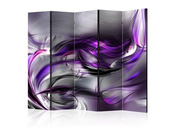 Rumsavdelare - Purple Swirls II Room Dividers 225x172