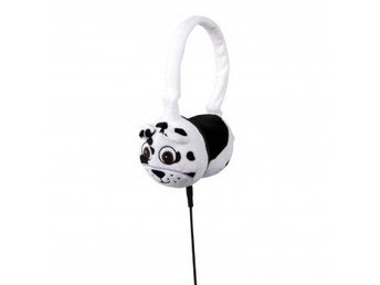 TABZOO Hörlur Hund On Ear Plysch Universal 85dB